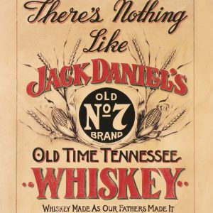 There's Nothing Like Jack Daniel's Old No.7