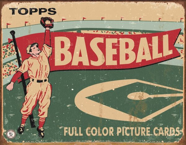Topps Baseball - Full Color Picture Cards