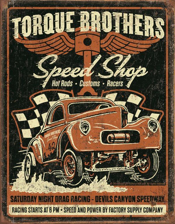 Torque Brothers Speed Shop