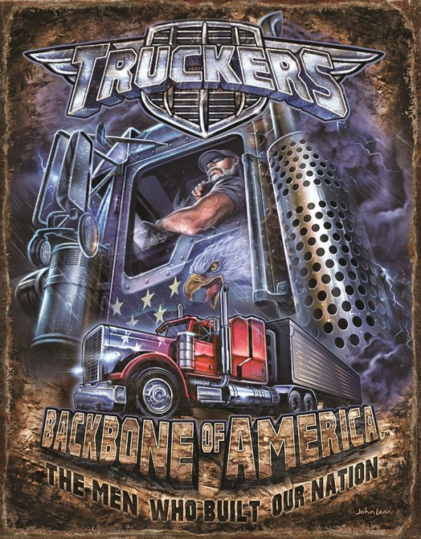 Truckers - Backbone Of America