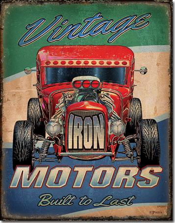 Vintage Iron Motors - Built to Last