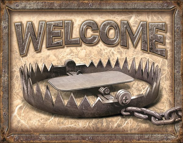 Welcome (Bear Trap)