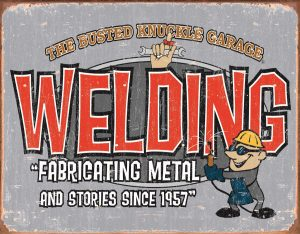 Welding - Fabricating Metal And Stories Since 1957