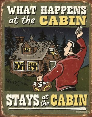 What Happens In The Cabin Stays In The Cabin