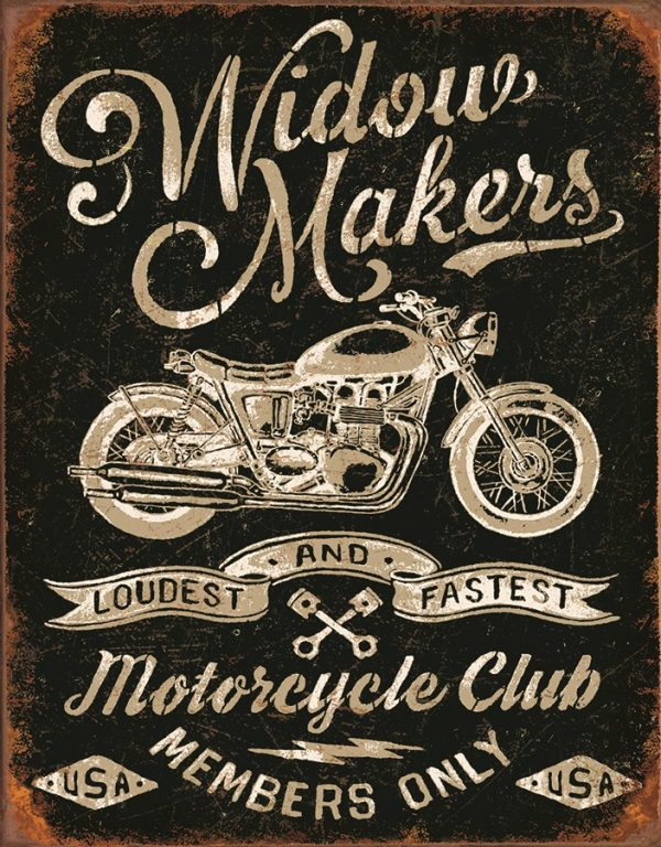 Widow Makers - Loudest And Fastest Motorcycle Club