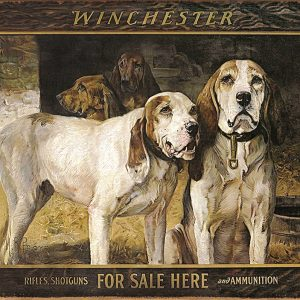 Winchester - (Hound Dogs) - Rifles, Shotguns, And Ammunition For Sale