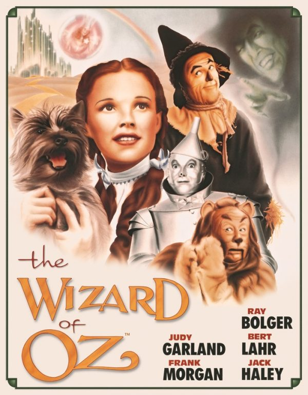 Wizard of Oz - (Characters & Cast)