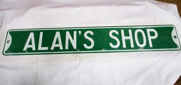 Alan's Shop