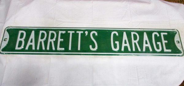 Barrett's Garage