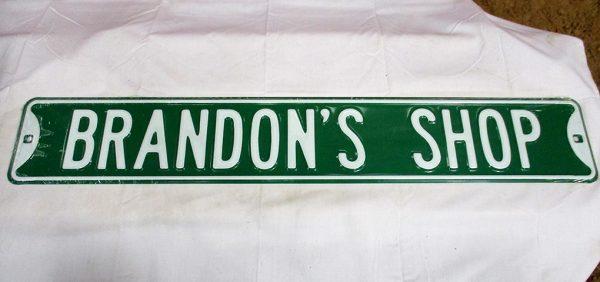 Brandon's Shop