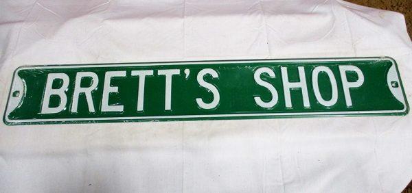 Brett's Shop