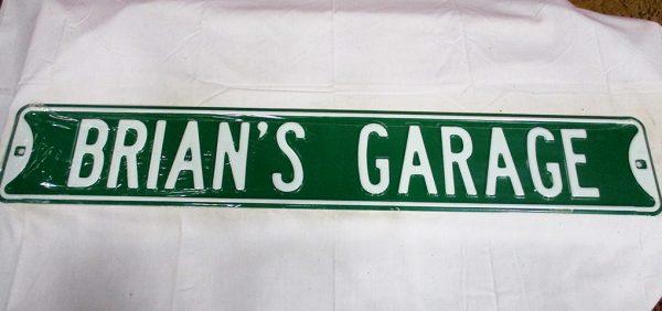 Brian's Garage