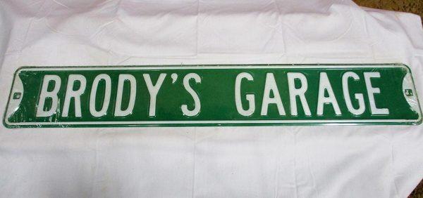Brody's Garage