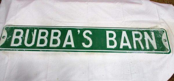 Bubba's Barn