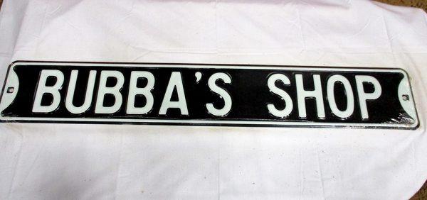 Bubba's Shop