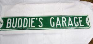 Buddie's Garage