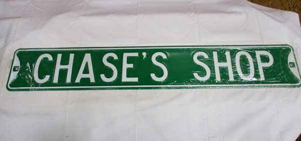 Chase's Shop