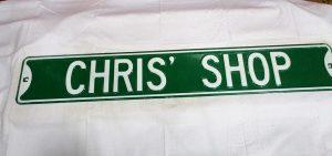 Chris' Shop