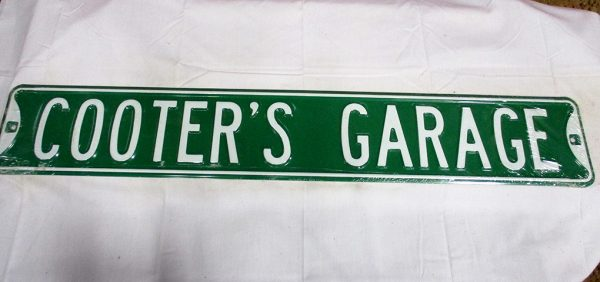 Cooter's Garage
