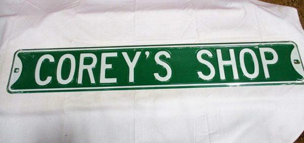Corey's Shop