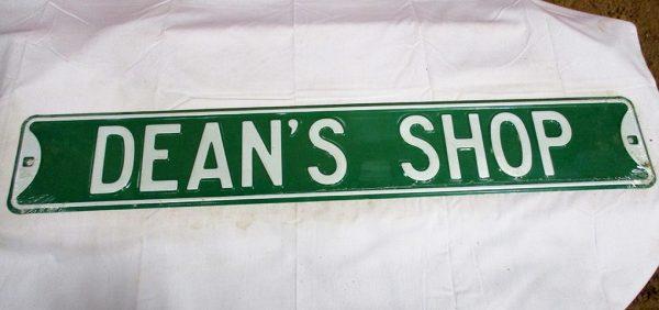 Dean's Shop