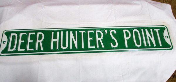 Deer Hunter's Point