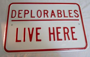 Deplorables Live Here