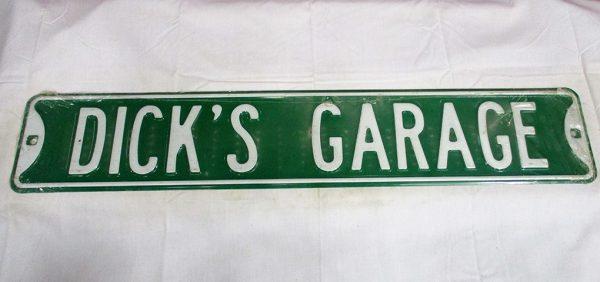 Dick's Garage