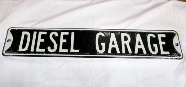 Diesel Garage