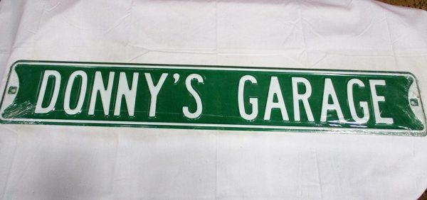 Donny's Garage