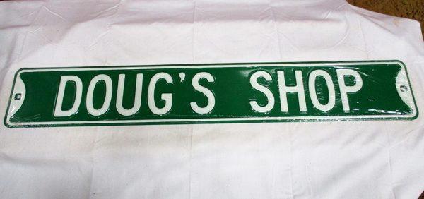 Doug's Shop