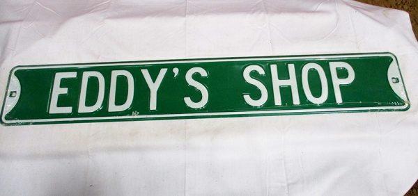 Eddy's Shop