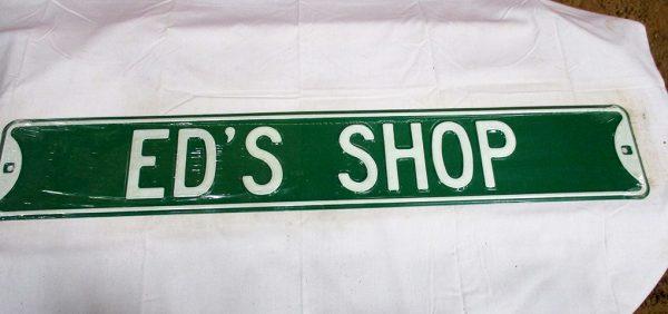 Ed's Shop
