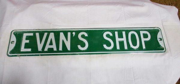 Evan's Shop