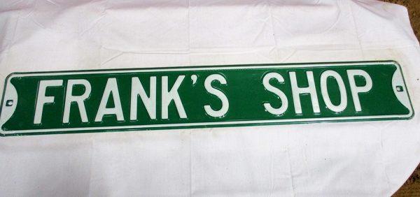 Frank's Shop