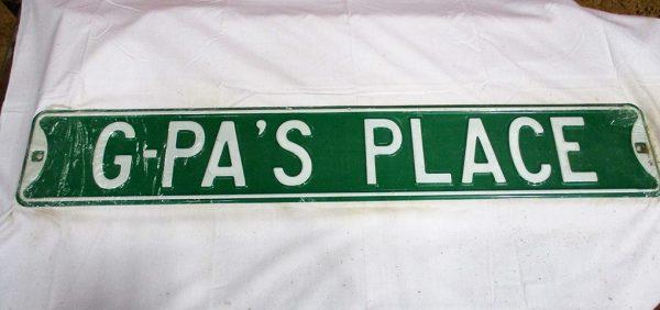 G-Pa's Place