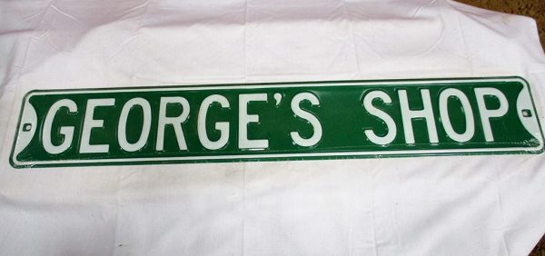 George's Shop