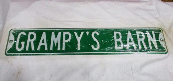 Grampy's Barn