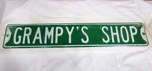 Grampy's Shop