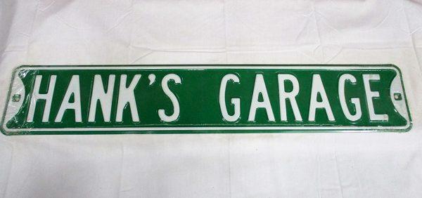 Hank's Garage