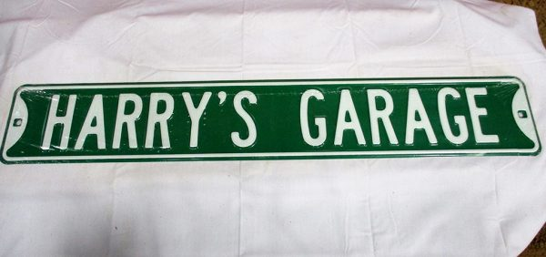 Harry's Garage
