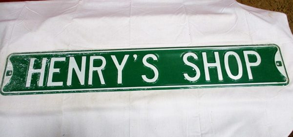 Henry's Shop