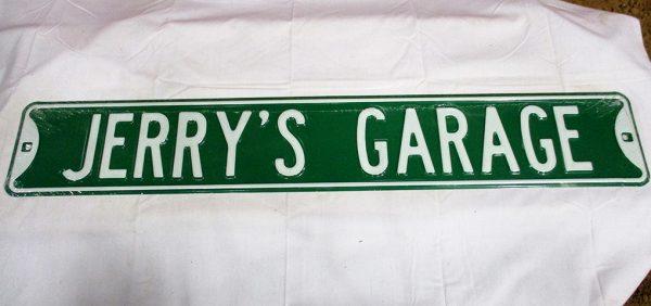 Jerry's Garage