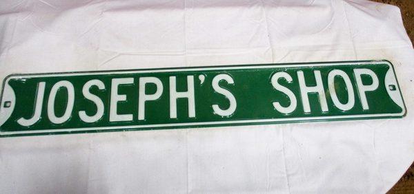 Joseph's Shop