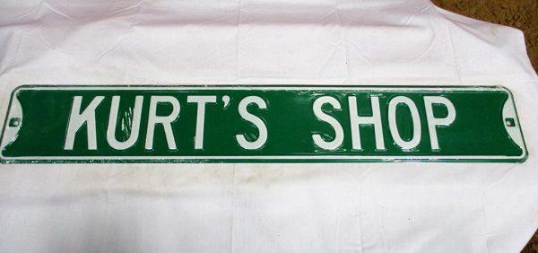 Kurt's Shop
