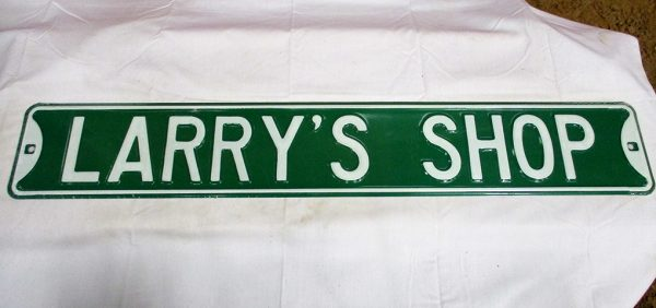 Larry's Shop