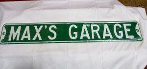 Max's Garage