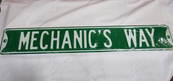 Mechanic's Way
