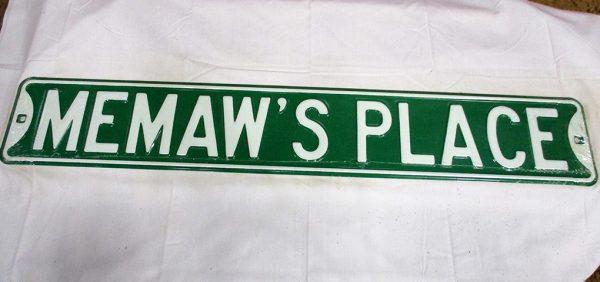 Memaw's Place