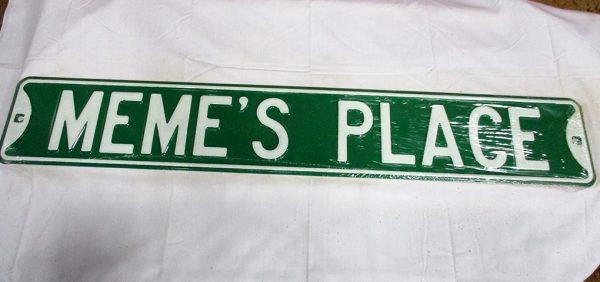 Meme's Place
